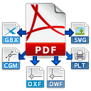 PDF to CAD Converter from Software Companions